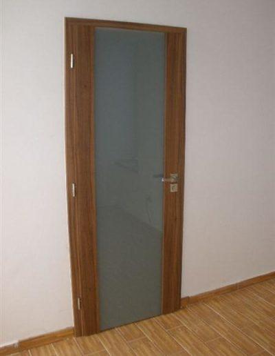 Dveře - rámová konstrukce