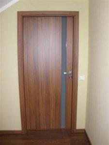 Dveře plné i prosklené